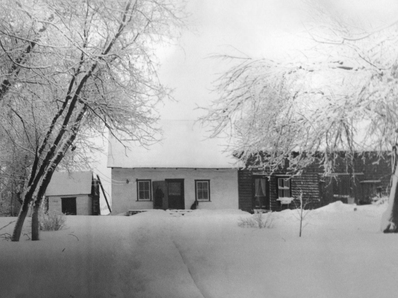 1943 Maison Félix et Rose Anna Mantha
