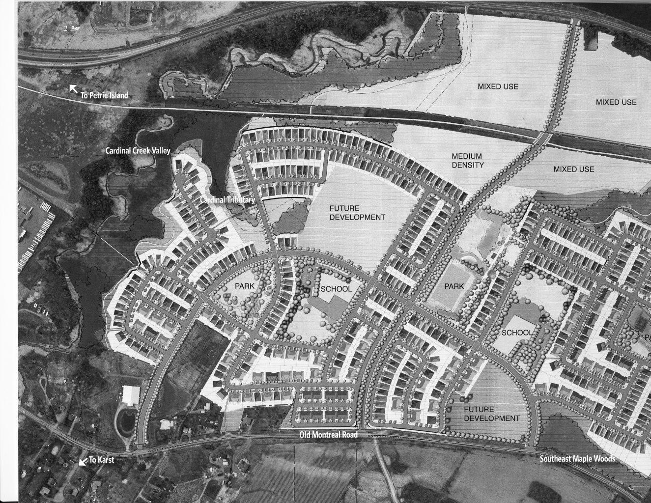 Cardinal Creek Village