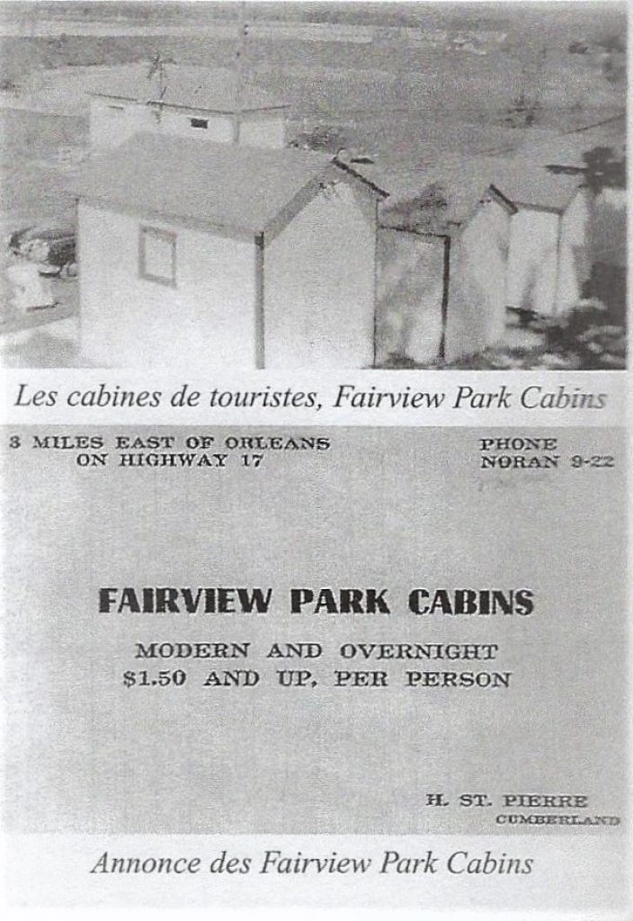 Fairview Park Cabins
