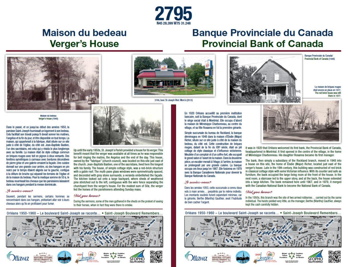 maison du bedeau-banque nationale